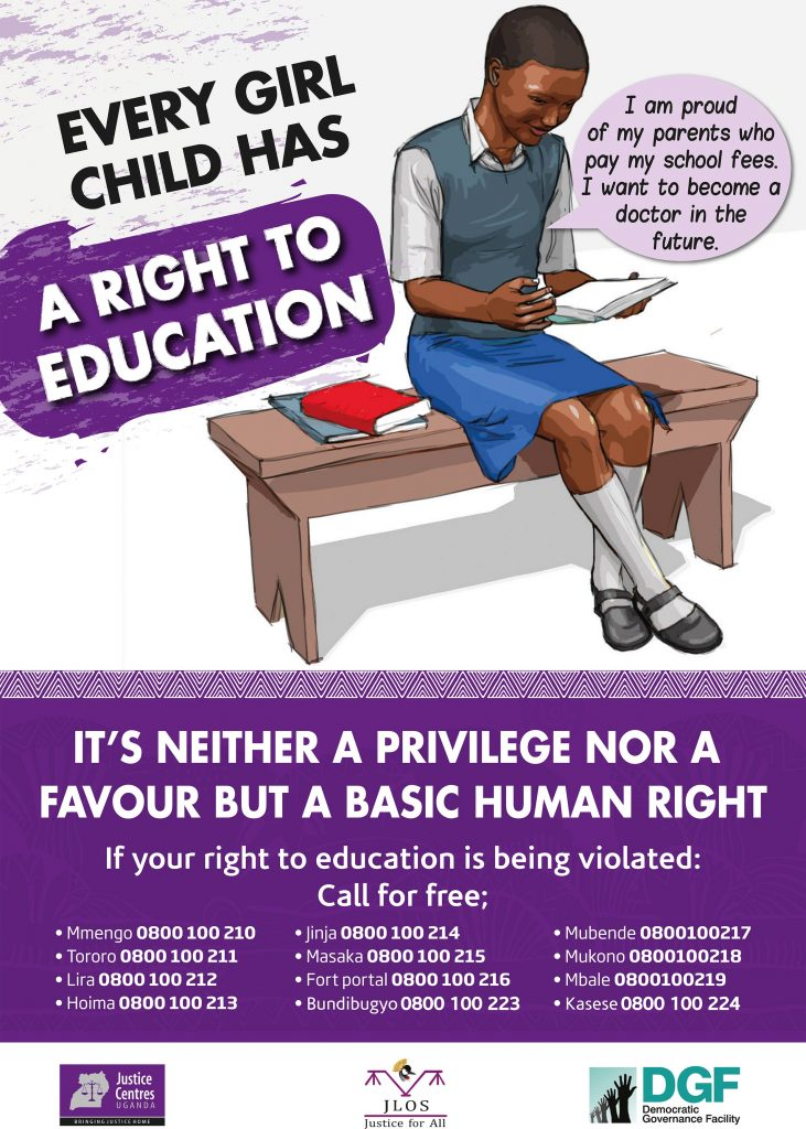 JCU materials to download: Children's Rights - Education