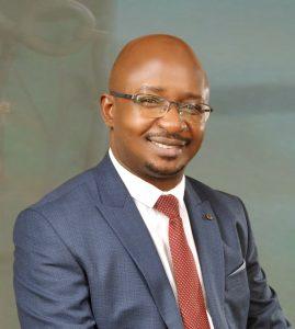 JCU National Coordinator Aaron Besigye