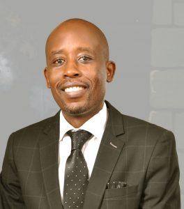 JCU employee Andrew Mwayi (Manager Programmes)