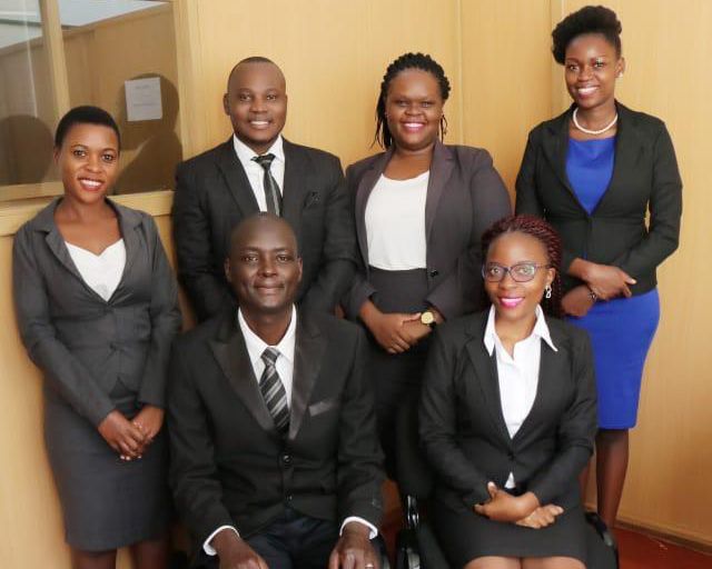 Justice Centres Team Mbale