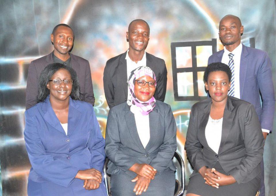 Justice Centres Team Mubende