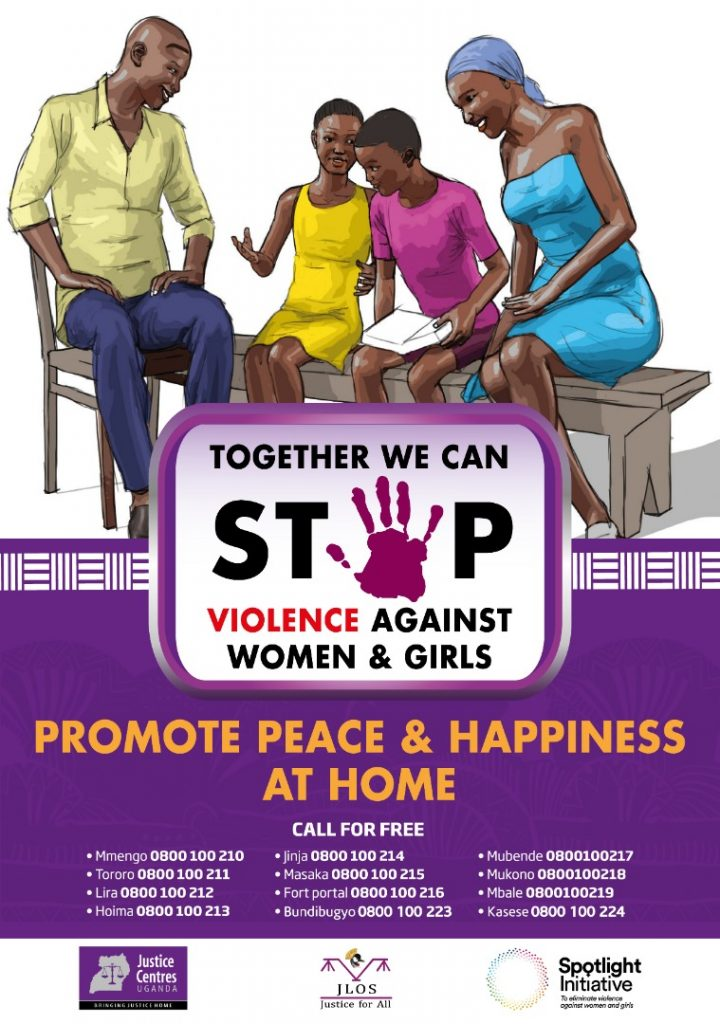 JCU download Materials: Promote peace at home