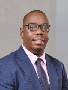 JCU Finance and Administration Manager Timothy Asiimwe