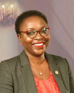 JCU HR Manager: Annabel Nalwooga-Mudangi