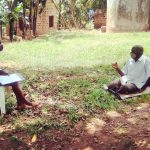 JCU Client Emmanuel and an employee of JCU are writing his will