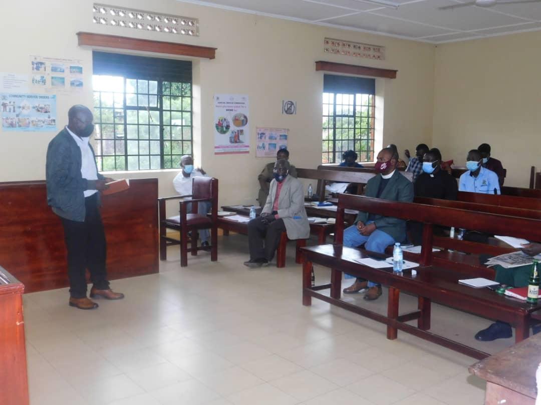 Bundibugyo DCC Meeting