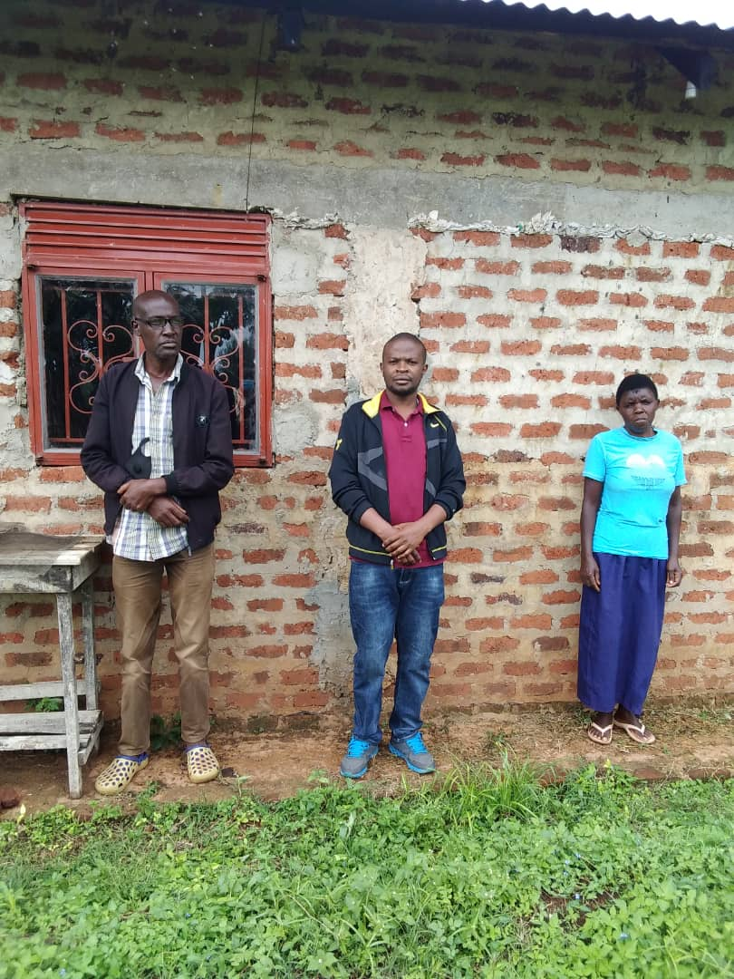 Edith and Francis sought legal assistance from the Fort Portal Centre after hearing over the radio about the free legal services JCU renders. Their issue was that their brother Reagan (pseudonym) had made their lives so unbearable after their father's demise five years ago.