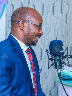 JCU_National Coordinator at an interview with nxt radio